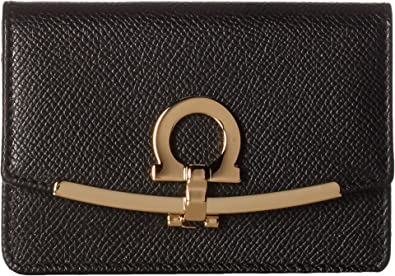 Salvatore Ferragamo huge discount 0ac14  Salvatore Ferragamo Womens 22C878  Nero Handbag official photos a65b1 f546c ... 2fcb897eb3f0c