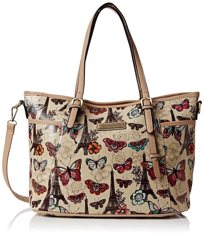3b006ac983de6 Swankyswans Damen Noel Paris Butterfly Floral Tasche