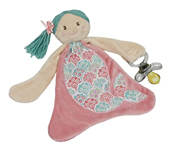 Maison Chic Shellie The Mermaid Pacifier Blankie