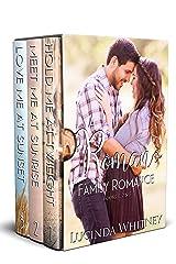 Romano Family Romance Volume 1 Box Set: Hold Me At Twilight, Meet Me At Sunrise, Love Me At Sunset Kindle Edition