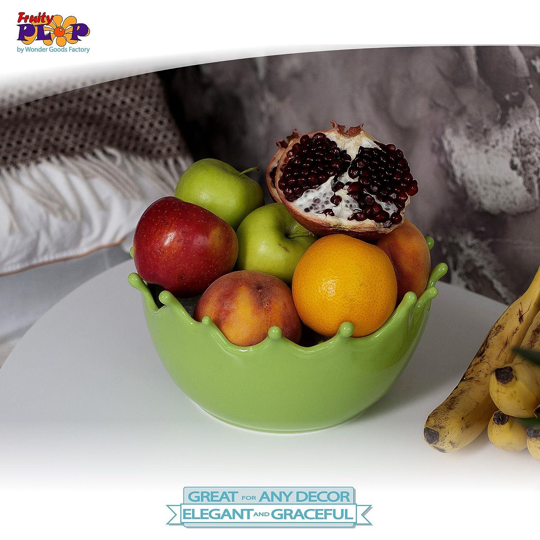 Premium Large Salad Bowl Serving Bowl Fruit Bowl Candy Dish