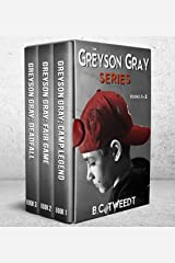 Greyson Gray: Triple Dare Pack: Books #1-3 (The Greyson Gray Series) Kindle Edition