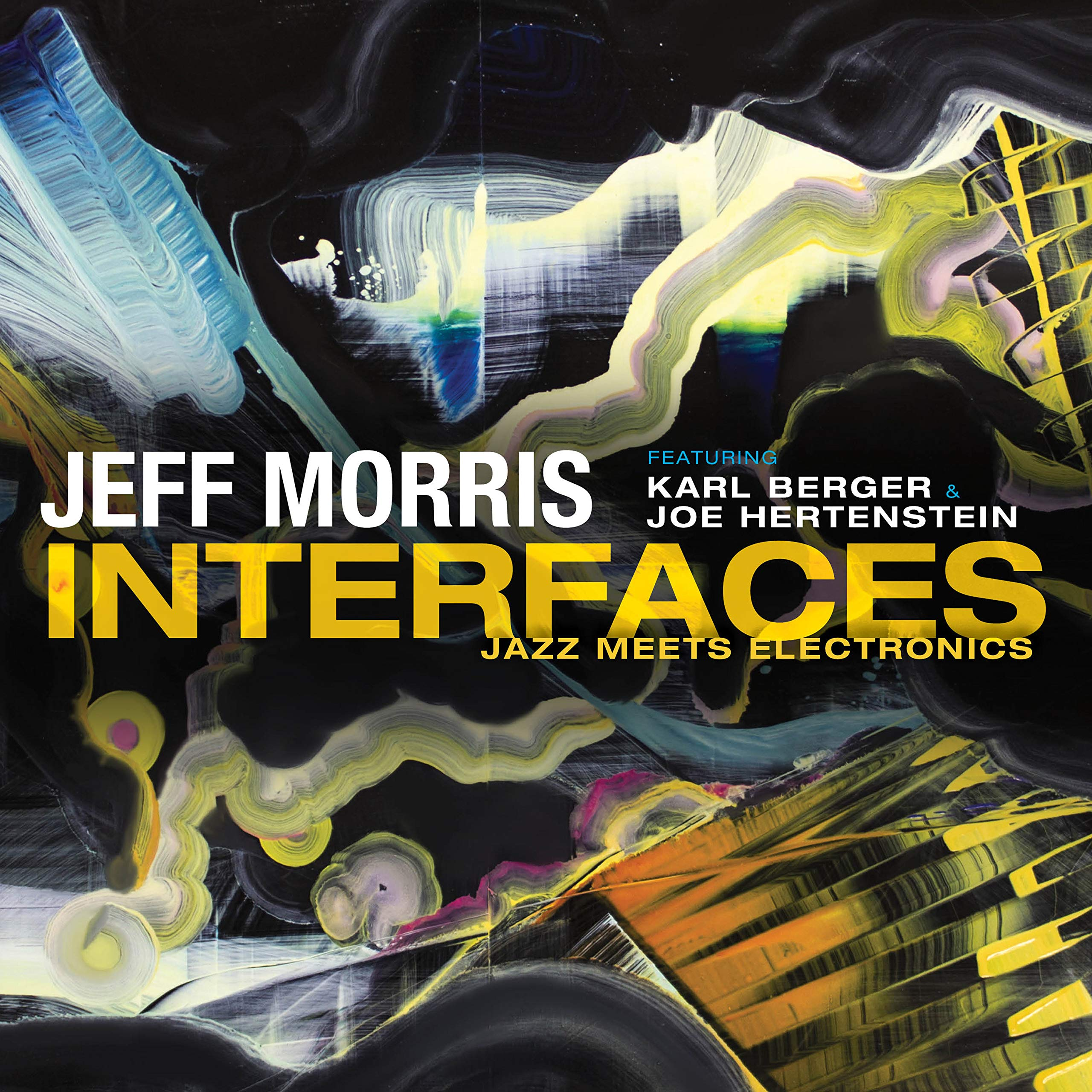 CD : Jeff Morris - Interfaces (CD)