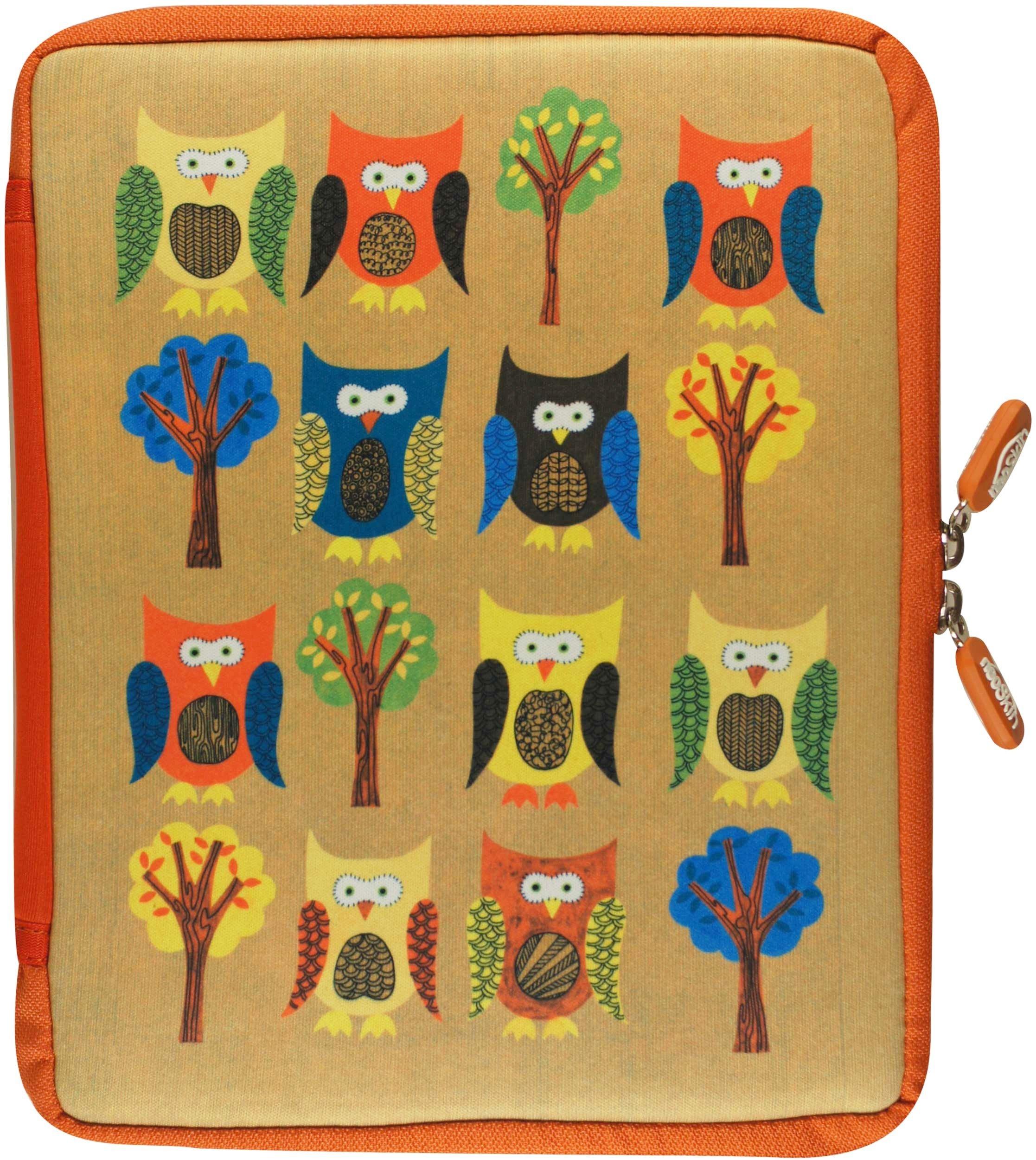 Download NeoSkin iPad Zip Sleeve, Owls (fits iPad 2 and new iPad) (Neoprene iPad Cover, iPad Case) ebook
