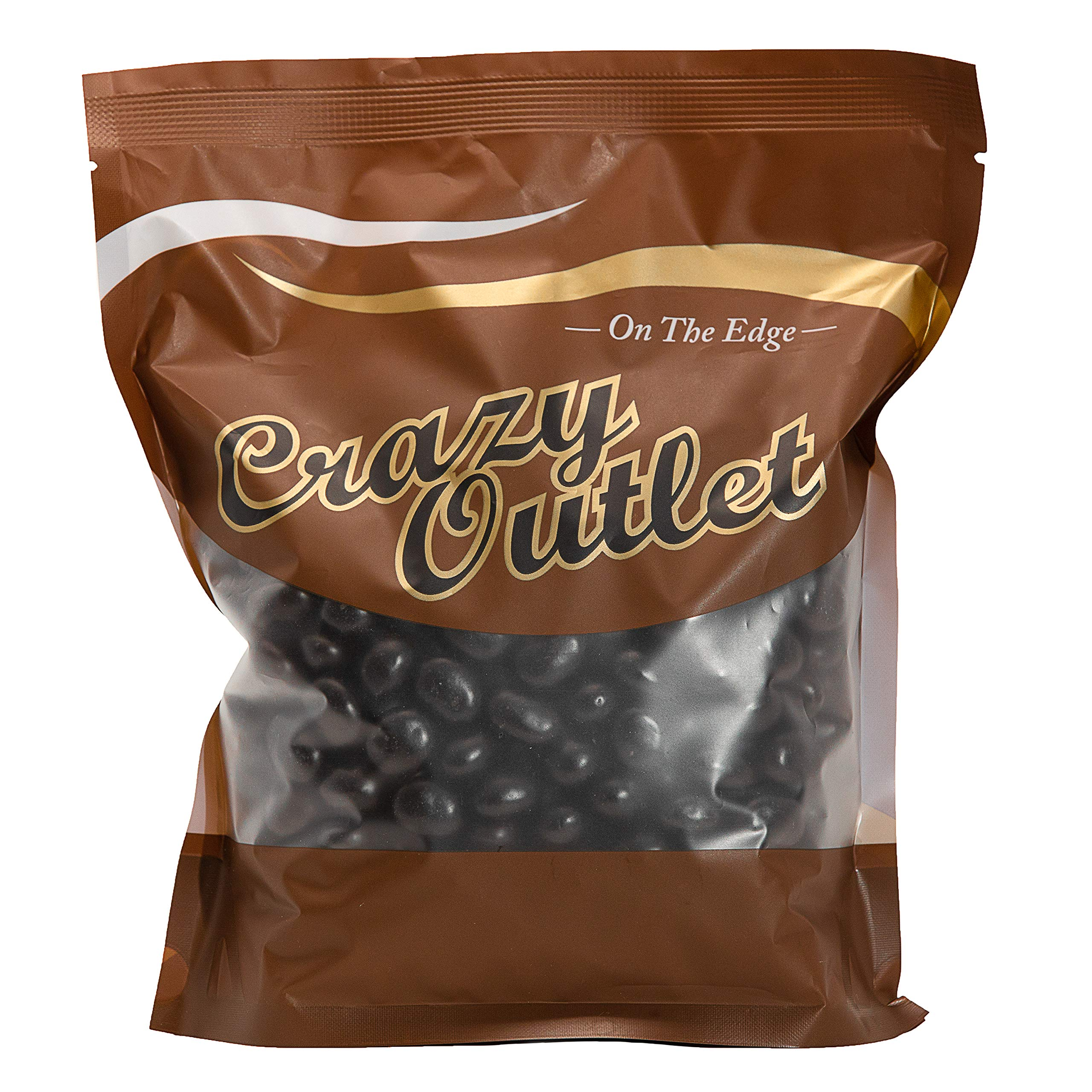 Premium Dark Chocolate Covered Espresso Beans, Gourmet Candy, 2 Lbs