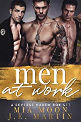 Men at Work: A Reverse Harem Collection Kindle Edition
