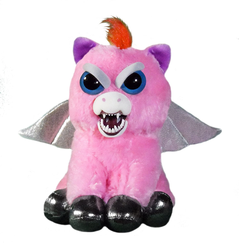 Feisty mascotas fp-peg Sparkles rainbowbarf Pegasus Peluche: Amazon.es: Juguetes y juegos