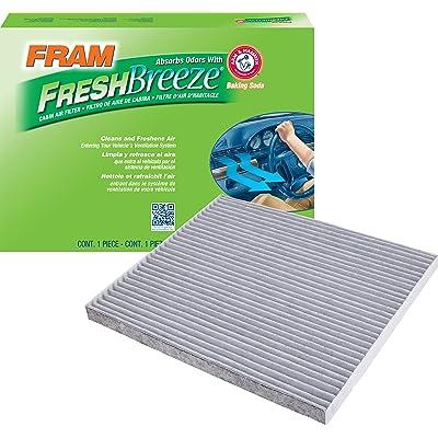 FRAM CF11776 Fresh Breeze Cabin Air Filter with Arm & Hammer: Automotive