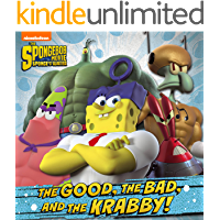 The Good, the Bad, and the Krabby (The SpongeBob Movie: Sponge Out of Water in 3D)