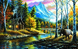 product image for Livin' The Dream 1000 Piece Jigsaw Puzzle by SunsOut