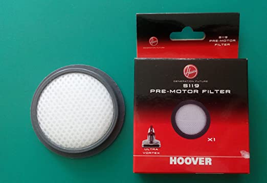 Hoover 35601675 - Filtro premotor, color negro y blanco: Amazon ...
