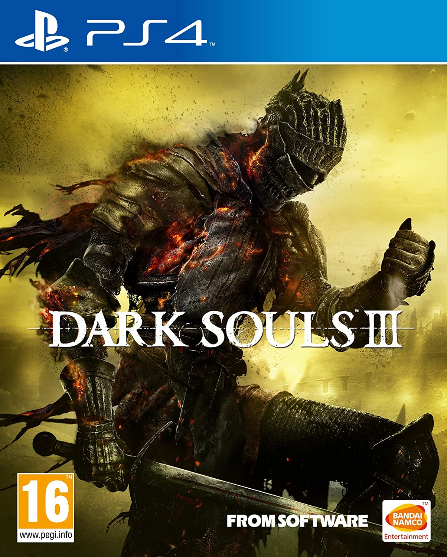 Dark Souls III (PS4): Amazon.co.uk: PC & Video Games