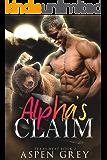 Alpha's Claim : An M/M Shifter MPreg Romance
