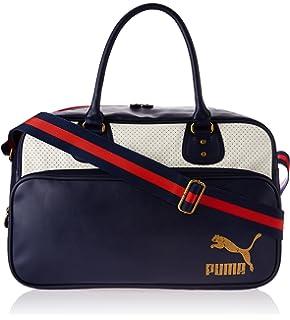 5ecefcc6dc Puma Originals Grip Bag 073078 03 Damen Handtasche Schultertasche Umhängetasche  Blau