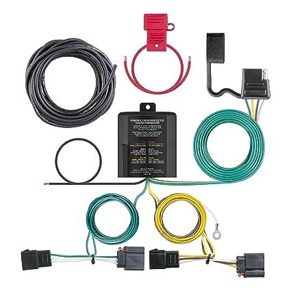 amazon com curt manufacturing 56333 black custom wiring harness Custom Wire Harnesses amazon com curt manufacturing 56333 black custom wiring harness automotive