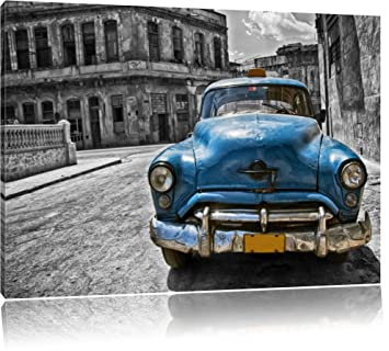 Bild auf Leinwand Keilrahmen Poster Wandbild XXL 120 cm*80 cm 015 Chevrolet