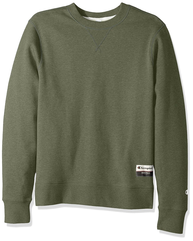 Hoodies & Sweatshirts Champion Super Crew Sweatshirt Sizes L Beautiful In Colour Men's Clothing
