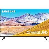 SAMSUNG 85-inch Class Crystal UHD TU-8000 Series - 4K UHD HDR Smart TV with Alexa Built-in (UN85TU8000FXZA, 2020 Model)