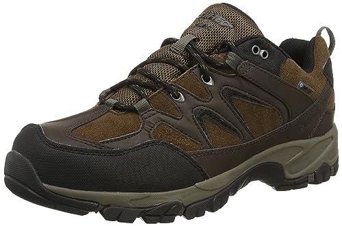 Hi-TecAltitude Trek I Waterproof - Zapatillas de Trekking y Senderismo Hombre: Amazon.es: Zapatos y complementos