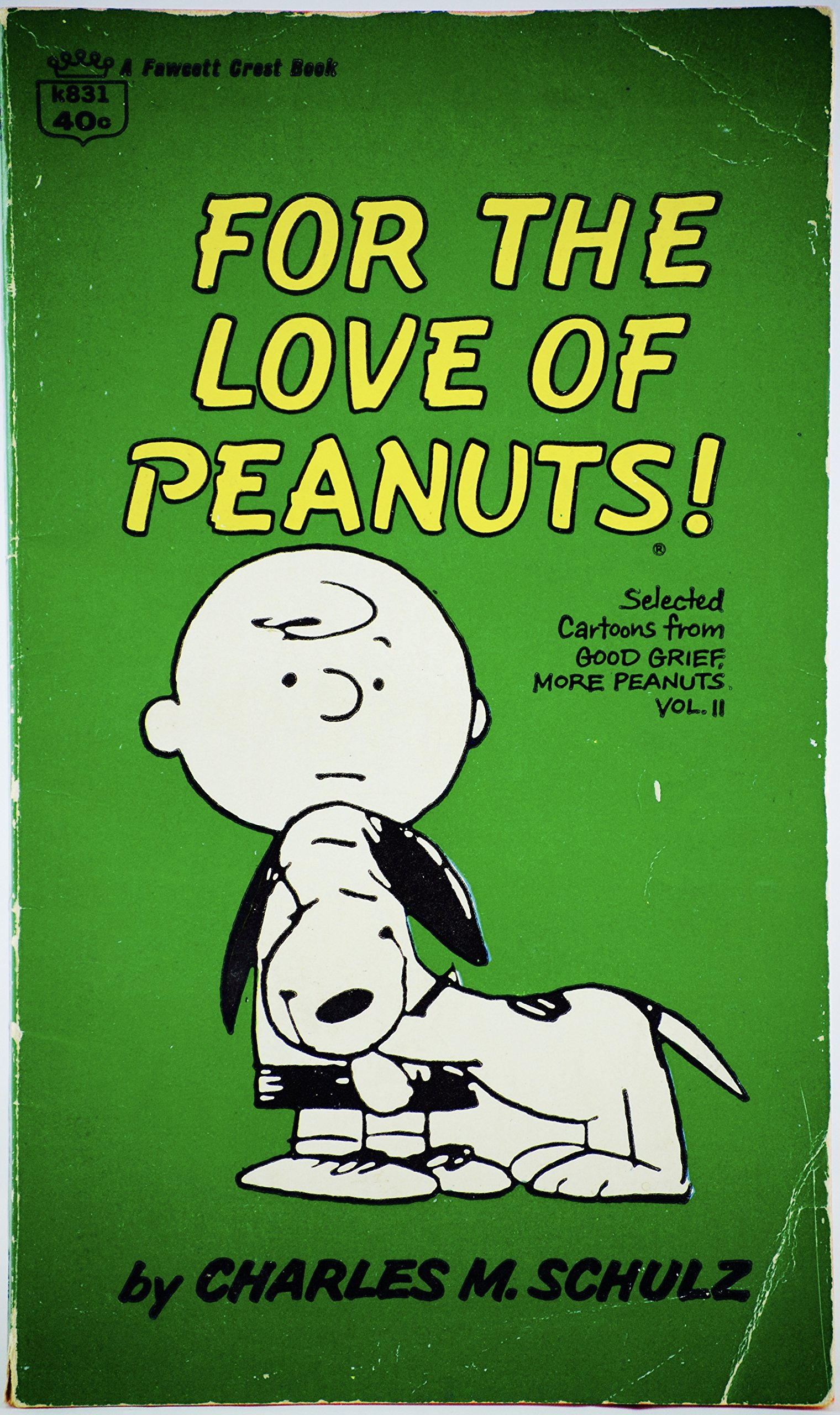 Image for For the Love of Peanuts!