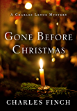 Gone Before Christmas (Kindle Single) (Charles Lenox Mysteries)
