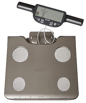 Tanita BC-601 Segment - Báscula con aparato de análisis corporal por segmentos y tarjeta SD, multicolor, lcd