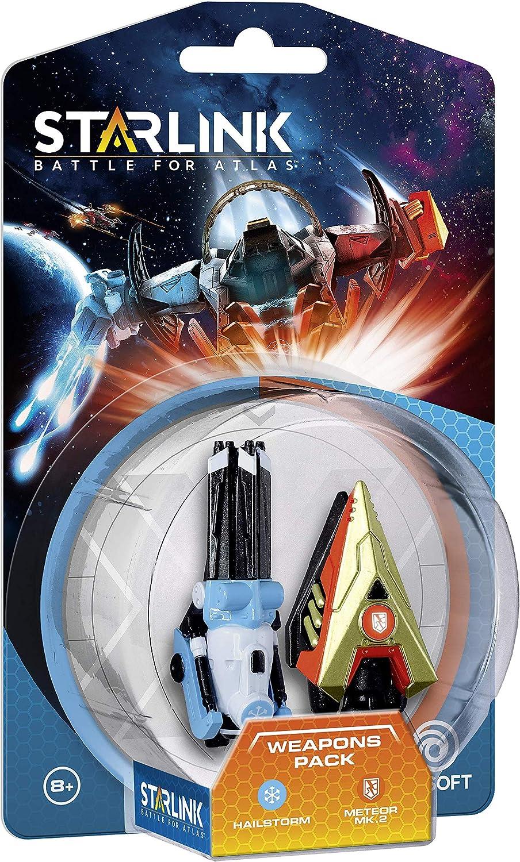Starlink - Battle For Atlas, Pack De Armas Hail Storm + Meteor & Ubisoft Spain - Pack Piloto Eli: Amazon.es: Videojuegos
