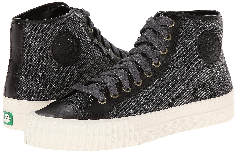 Amazon.com | PF Flyers Men's Center Hi Tweed Fashion Sneaker | Fashion  Sneakers
