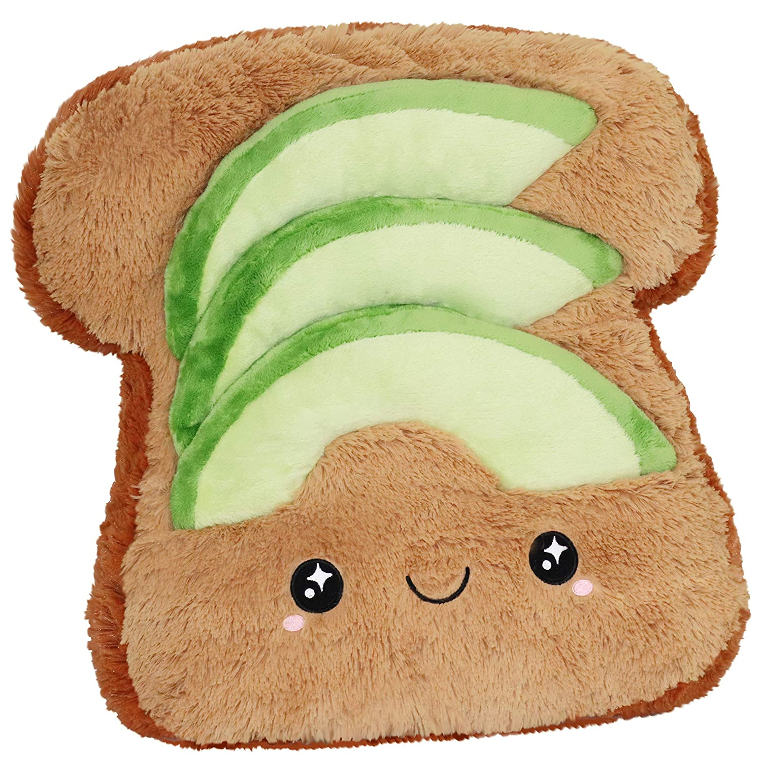 Squishable / Comfort Food Avocado Toast - 15""
