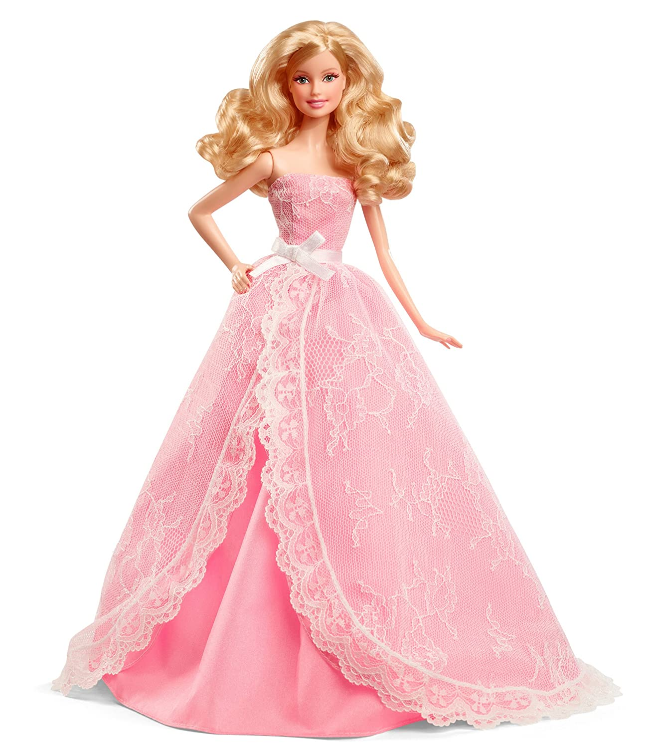 Amazon.com: Barbie 2015 Birthday Wishes Doll (Discontinued by ...