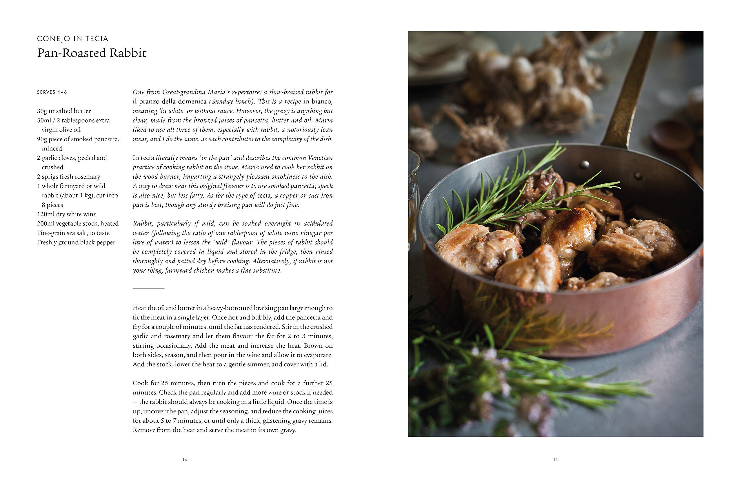 Veneto: Recipes from an Italian Country Kitchen: Valeria Necchio ...