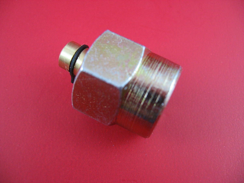 AccurateDiesel 6.4L Powerstroke Diesel Injector Block-Off Tool//Cap Set of 4