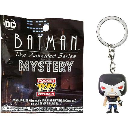 Amazon.com: Bane: Funko Mystery Pocket POP! x Batman The ...