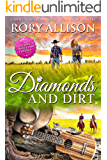 Diamonds & Dirt: A Small-Town Romance with a Side of Mystery (A Second Chance for Fox Hill Book 1)