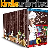 Baker's Dozen Cozy Mystery Boxset - Books 1-13
