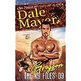 Greyson (The K9 Files)