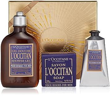 LOccitane Fresh Star Gift Set For Men