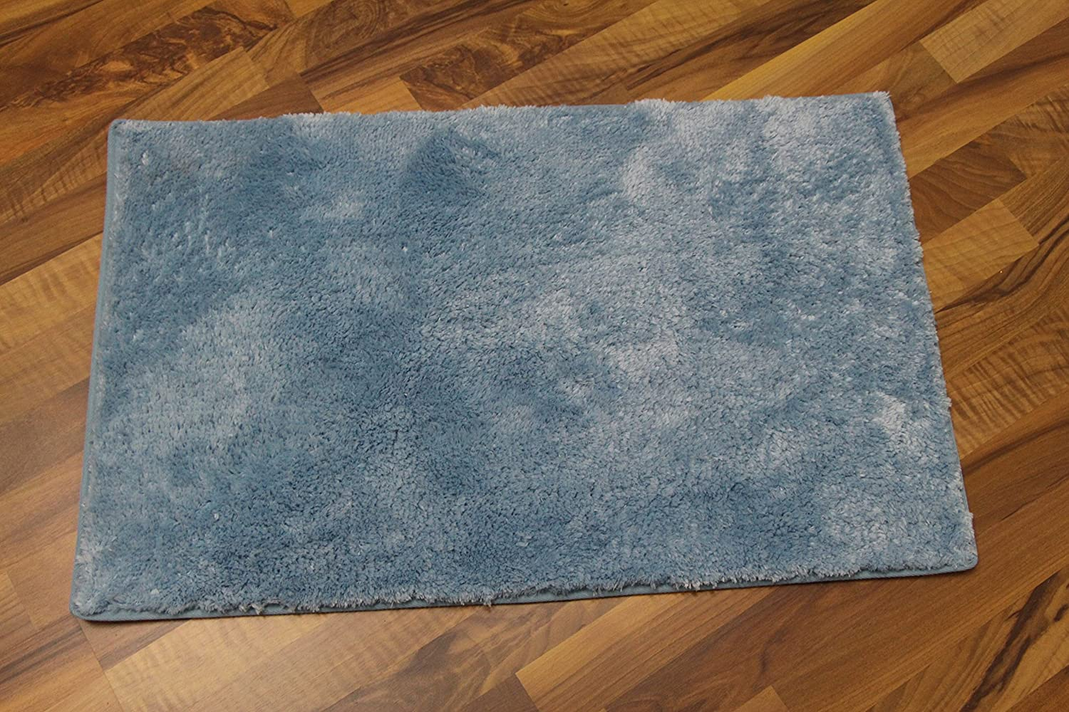 1 pcs 20 x 54 inch Blue bath mat