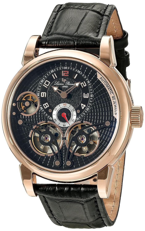 Lucien Piccard Herren-Armbanduhr LP-15071-RG-01