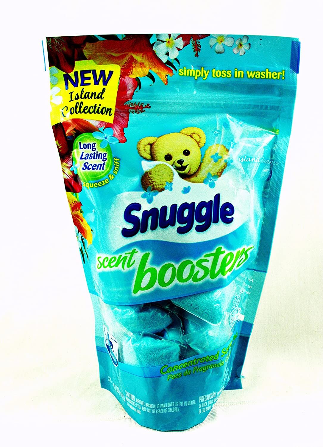Snuggle Scent Boosters Island Collection Scent Pacs he 26 Loads (1)