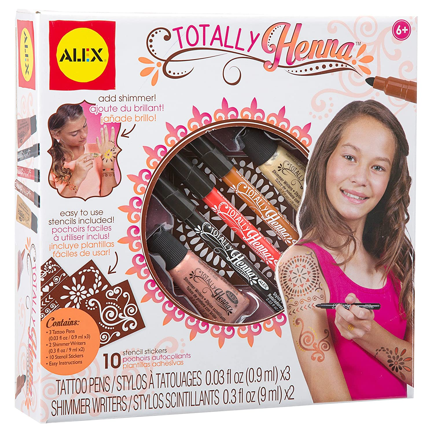 Totally Henna Kit