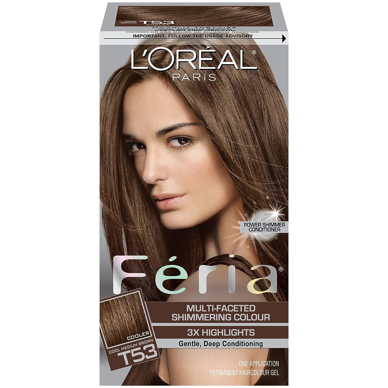 Amazon Loral Paris Feria Permanent Hair Color T53 Moonlit