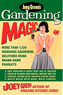 b3e2e08a107 Joey Green's Magic Health Remedies: 1, 363 Quick-and-Easy Cures ...