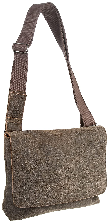 JOSTメッセンジャーバッグ、26 cm、ブラウン6710-003   B002NU4Q1E