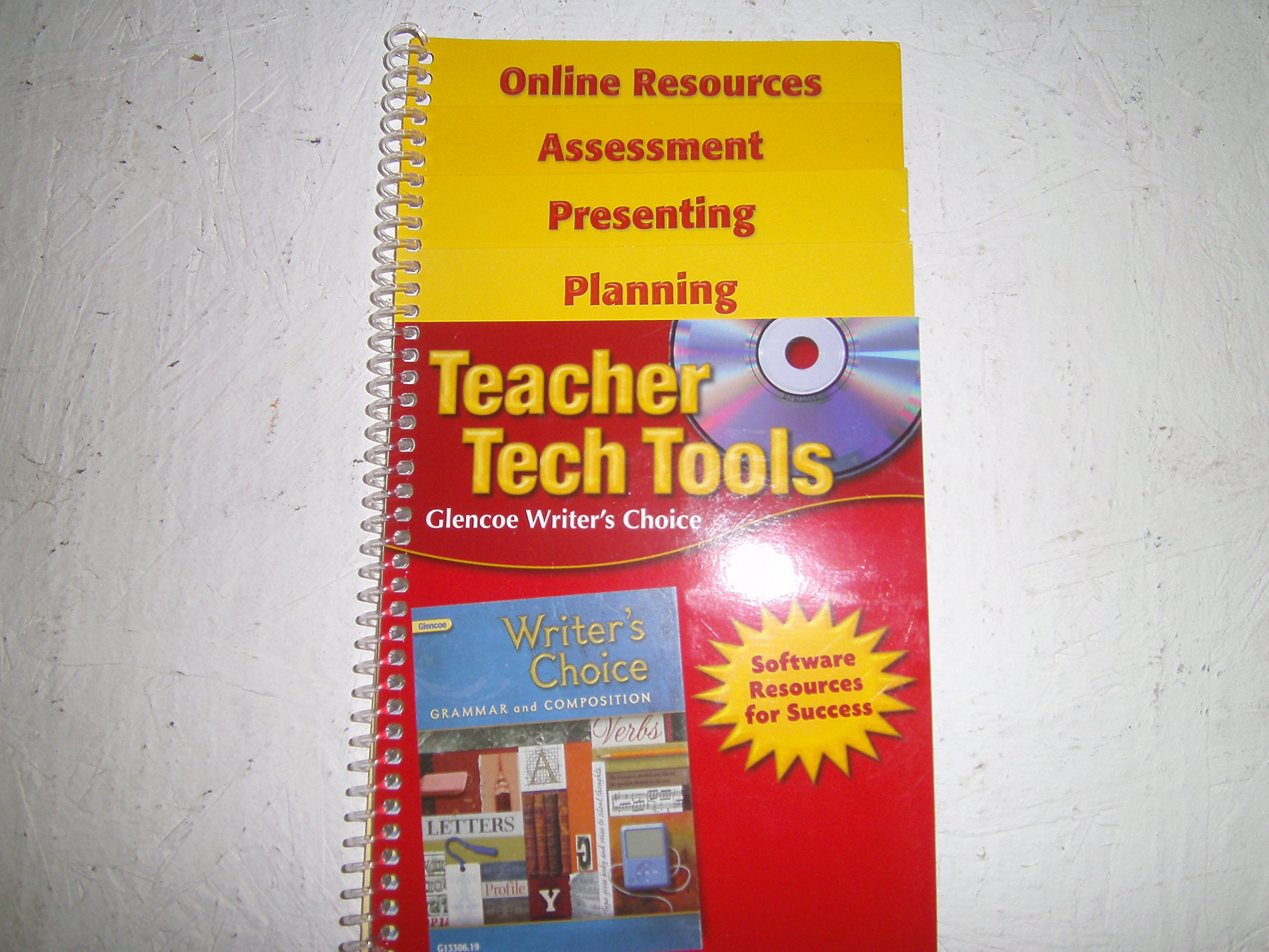 Writer's Choice-Grammar And Composition, Grade 6: Teacher Tech Tools CD-ROM Package-Set Of Three CD-ROMS (2009 Copyright) ebook