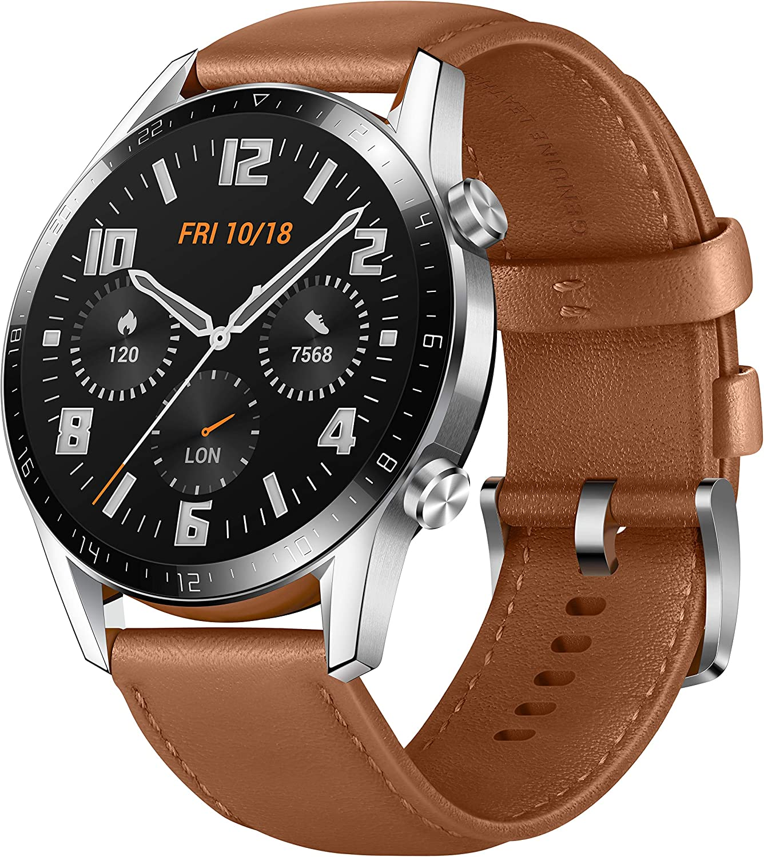 Huawei Watch Gt 2 Smartwatch Pebble Brown Elektronik