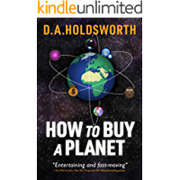 How to Buy a Planet: The must-read sci-fi novel of 2020