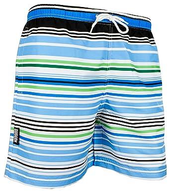 Herrenmode Herren Badehose Bermuda Short Schwimmhose Xxl L Braun ZuverläSsige Leistung