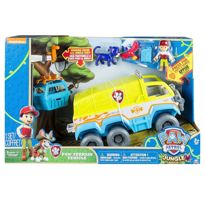Paw Patrol - - - Paw Terrain Vehicle 7a1c5b
