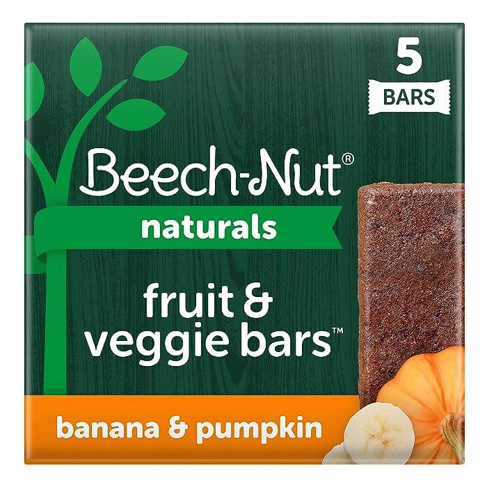 The Best Baby Food Pumpkin Banana